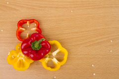 Болгарский перец Стоковые Фотографии RF