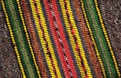 Болгарский половик сделанный от утилей ткани Стоковые Изображения RF