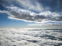 Более высокое облако Стоковое Изображение RF