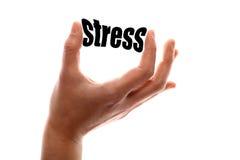 Более малый стресс Стоковые Фото