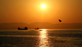Более лучшие горы только море Стоковое Фото