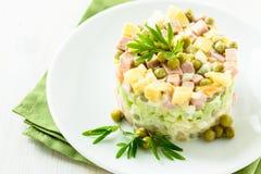 более olivier русский салат стоковые фотографии rf