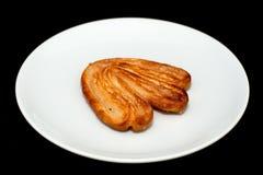 Более Palmier печенье с сахаром Стоковое фото RF