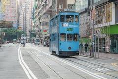 Болезненный Chai, Гонконг Стоковая Фотография