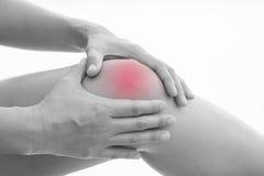 Боли в мышцах Стоковое Изображение RF