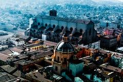 Болонья сверху, Италия Стоковое Фото