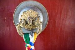 Болт двери Стоковые Изображения
