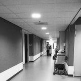 Больница Стоковое Изображение RF