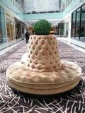 Большая ваза цветка Стоковые Изображения RF