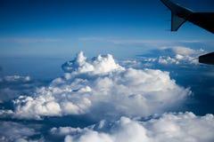 Большая волна облака Стоковое Изображение RF