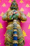 Большая гигантская статуя стоковая фотография rf