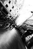 Большая городская жизнь Стоковые Изображения RF