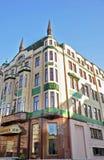 Большая гостиница города Стоковое Изображение RF