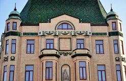 Большая гостиница города Стоковые Фотографии RF