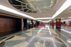 Большая зала гостиницы xianglu грандиозной Стоковые Изображения
