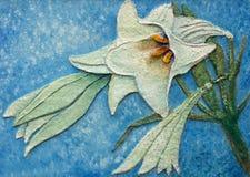 Большая лилия Стоковые Фото