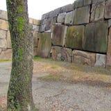 Большая каменная загородка Стоковая Фотография RF