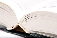 большая книга открытая Стоковая Фотография RF