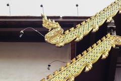Большая крыша виска Naga Стоковое фото RF