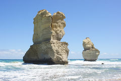 Большая дорога океана, Австралия Стоковое Изображение