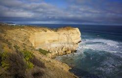 Большая дорога океана, 12 апостолов, Австралия Стоковое Изображение RF