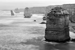 Большая дорога океана - 12 апостолов Стоковые Изображения