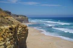 Большая дорога океана Стоковое Изображение