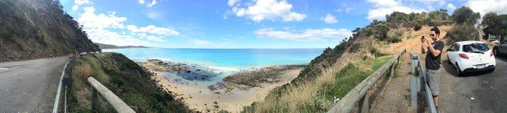 большая дорога океана Стоковое фото RF