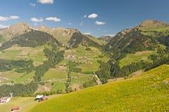 Большая долина Walser Стоковые Изображения RF