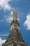Большая пагода (Бангкок, Таиланд) Стоковые Изображения RF