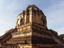 Большая пагода в Чиангмае Стоковое Фото