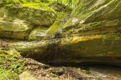 Большая пещера песка Стоковое Изображение RF