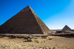 Большая пирамидка Гизы Стоковые Фото