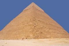 большая пирамидка Стоковые Фото