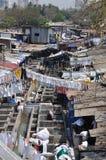 Большая прачечная Мумбай Стоковая Фотография RF