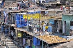 Большая прачечная Мумбай Стоковые Изображения RF