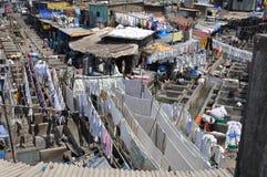 Большая прачечная Мумбай Стоковые Фото