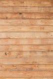 Большая предпосылка текстуры стены планки Брайна деревянная стоковые фотографии rf