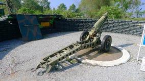 большая пушка Стоковые Фото