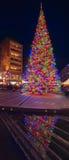 Большая рождественская елка в Берлине Стоковая Фотография RF