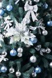 Большая рождественская елка Стоковые Фотографии RF