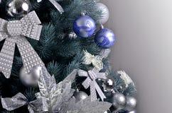 Большая рождественская елка Стоковая Фотография RF