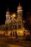 большая синагога стоковое изображение