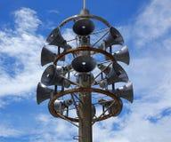 Большая система системы оповещения Стоковая Фотография RF
