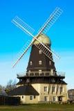 Большая старая мельница Стоковое Фото