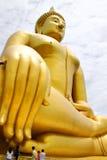 большая статуя Будды Стоковые Изображения