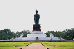 большая статуя Будды Стоковое фото RF