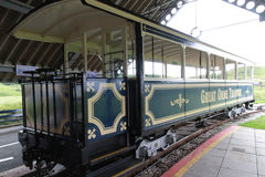 Большая трамвайная линия Orme Стоковые Изображения