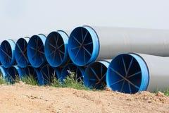 Большая труба водопровода Стоковые Фотографии RF