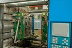 Большая форма прессы машины Стоковая Фотография RF